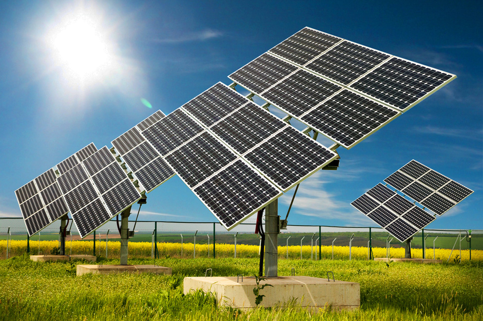 energy self sufficiency in building through photovoltaic Photovoltaic solar panels can be attached to roofs or open spaces in yards, some of which can provide all energy needs for homes in sunny climates wind turbines are usually more supplemental than grid-replacing, but grid tie wind turbine systems can generate a lot of juice in windy environments.